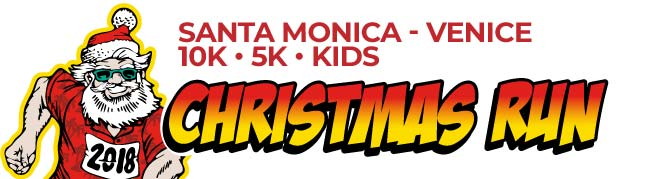 Santa Monica-Venice 10K and 5K, Dec. 15 2018